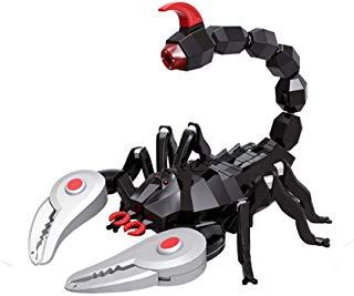 Escorpión mecánico de juguete para diversión familia
