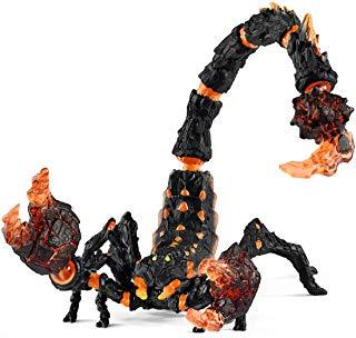 escorpión de fuego juguete