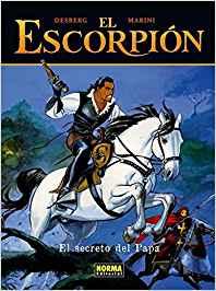 Libro el escorpión